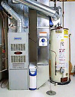 Hot water tank special on now  LICENSED GAS FITTER