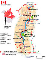 Ride to B.C Okanagan Wanted Share Expenses