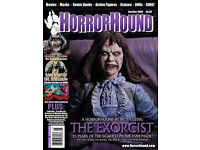 Wanted Horror And Sci Fi Magazines