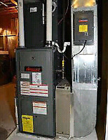 FURNACE AND HOT WATER TANK SPECIAL / LICENSED GAS FITTER
