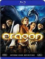 New! Eragon Blu-ray Ed Speleers John Malkovich Micheal Mehlmann