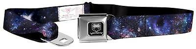 Seatbelt Men Canvas Web Military Dodge Viper SRT Galaxy Collage Logo Quality