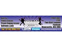 Brand New Adult Fitness Classes @ Dudman Academy