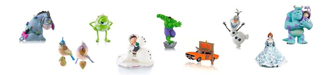 Ultimate Hallmark Ornaments & More