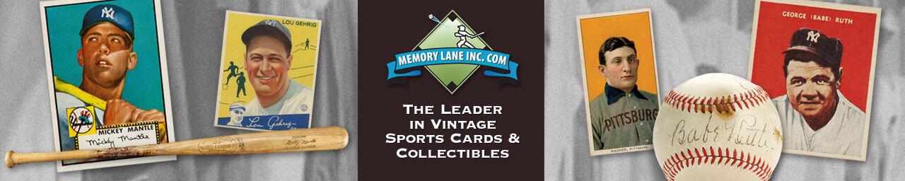 Memory Lane Inc. Store