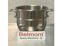 New Hobart Fit 30QT Stainless Steel Bowl