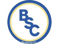 BSC Glasgow 2005's are looking for players