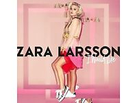 Zara Larsson Tickets O2 Apollo Manchester SOLD OUT 3 Tickets(Seated Together)