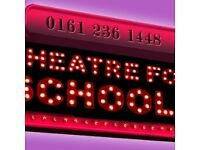 Tele- marketing person selling theatre for schools. Didsbury / South Manchester based.