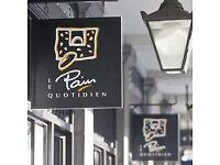 Retail Assistants/ Baristas wanted at Le Pain Quotidien Covent Garden