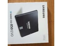 Samsung 850 EVO 500 GB 2.5 inch Solid State Drive SSD NEW