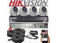 5 megapixel Hikvision 4 camera kit super deal price