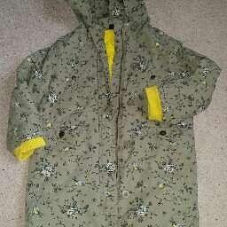 Girls Gap jacket/anorak/parka aged 5