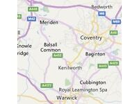 PhD student @ Warwick University, seeks house/flat share Leamington / Coventry immediate