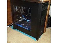 Custom Gaming PC - i7 7700k - Asus 1080