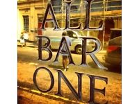 Sous Chef - All Bar One, Greek Street