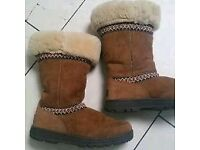 UGG boot winter cool snow Ladies Women's Sheepskin