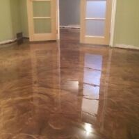 Professional Epoxy Flooring System Installation
