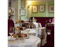 Laduree Covent Garden is now recruiting Commis waiter
