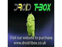 Satellite box with 12 month sky TV/ openbox / linux / android / TV / Exodus / Kodi / FREE P&P