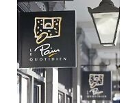 Chefs/Kitchen porters wanted at Le Pain Quotidien in Covent Garden