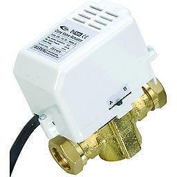 3 Way Motorised Valve Ebay