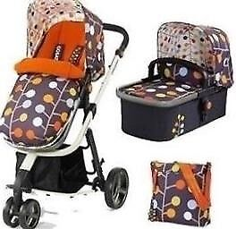 Push chair set