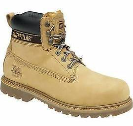 STEEL TOE CATERPILLAR BOOTS NEW NEVER USED OUT OF BOX SIZE 10 USA Balwyn North Boroondara Area Preview