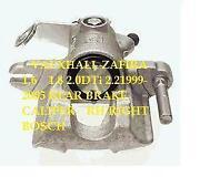 Vauxhall Zafira Brake Caliper