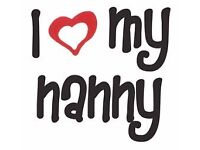 Weekend Nanny/Housekeeper needed in Chiswick