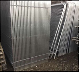 🔩Temporary Heras Style Security Metal Fence Panels - New-🔧