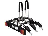 Thule 9503 3 Bike 'Ride on' Towbar mounted bike rack VGC
