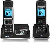 Twin Cordless Phone Answer Machine