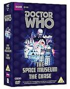 Doctor Who The Chase DVD