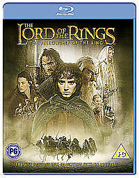 The Lord of the Rings The Fellowship of the Ring Bluray NEW - barrow in furness, Cumbria, United Kingdom - The Lord of the Rings The Fellowship of the Ring Bluray NEW - barrow in furness, Cumbria, United Kingdom