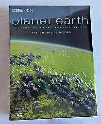 Planet Earth - Complete Series- 5 disc set