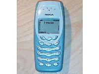 Unclocked Nokia