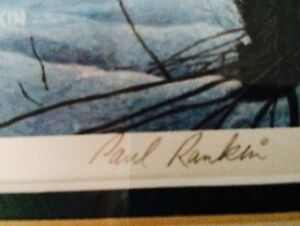 Paul Rankin artist Reduced Price