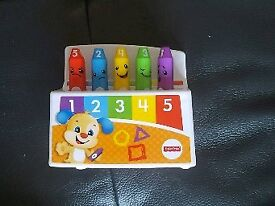 Fisher price learn colours and numbers