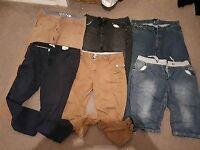 Bundle of men's large clothes