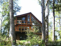 New West Coast Lakefront Home