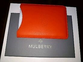 Mulberry I pad sleeve