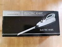 Cookworks Signature Electric Carving Knife