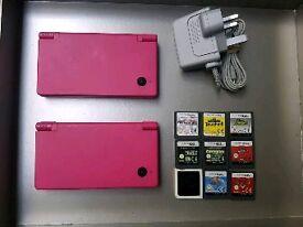 Nintendo Pink DSi bundle