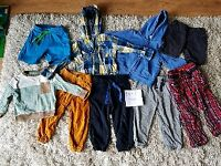 Boys clothes bundle 18-24 months 1 half to 2 years
