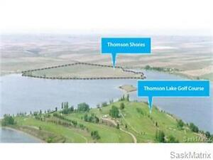 Thomson Lake Development, Gravelbourg, SK.