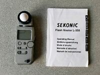 Light meter Sekonic L-358