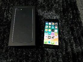 Apple iPhone 7 128gb jet black unlocked