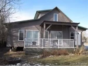 Rustic modern 3bedrm house for rent in Lumsden