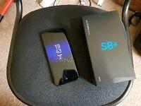 Samsung galaxy s8 plus midnight black unlocked
